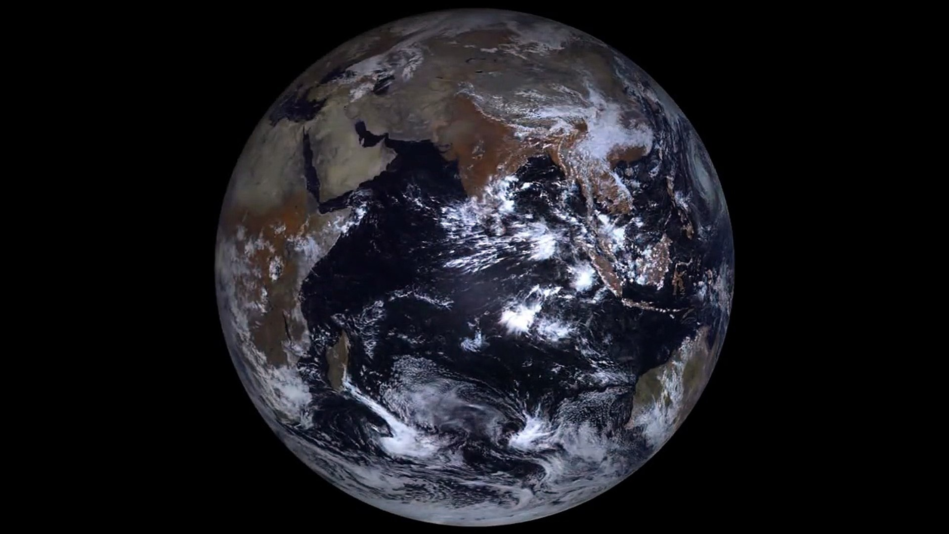 Timelapse of Planet Earth October 2013 to February 2014 - Time Lapse Video