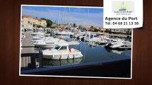 A vendre - appartement - Saint-Cyprien plage (66750) - 2 pièces - 36m²