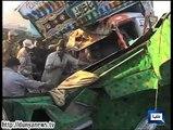 Dunya News - Khairpur: Accident kills 58 people including 19 kids