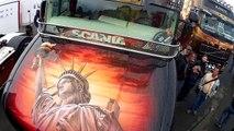 24 Heures camions 2014- Exposition de camions décorés