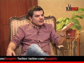 Banned Anchor Mubashir luqman's Sizzling Interview – 11th November 2014