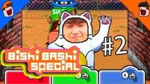 Hyper Bishi Bashi - No Brakes On The Bashi Bus - Part 2 - DoTheGames