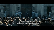 Bande-annonce : Hunger Games : l'Embrasement - VOST