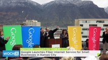 Google Launches Fiber Internet Service for Small Businesses in Kansas City