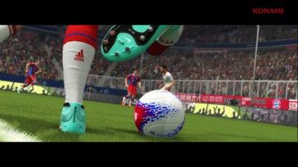 Launch Trailer de Pro Evolution Soccer 2015