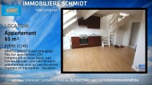 A louer - Appartement - EVERE (1140) - 65m²
