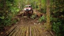 Buggy customisé  : faire du tout terrain extrême sur un circuit rempli d'obstacles!
