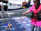 Seaplane Service : Sai devotees to reach Shirdi temple in just 45 minutes from Mumbai - Tv9 Gujarati