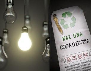 utilizza lampade a risparmio energetico   FAI UNA COSA GIUSTA