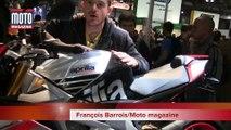 Nouveauté moto 2015 : Aprilia Tuono V4 1100 RR à la loupe