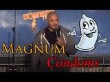Stand Up Comedy by Aurelio Miguel - Magnum Condoms