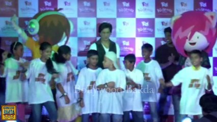Shahrukh Khan Celebrates Children's Month at KidZania