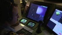 Force de guerre des mines de l'OTAN en Manche - chasseur de mines Crocus