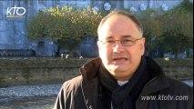 Mgr Jean-Philippe Nault, nouvel évêque de Digne
