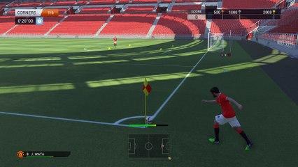 Entrainement 2 de Pro Evolution Soccer 2015