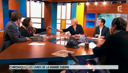 Le Petit quizz de la grande guerre sur France 5 dans le mag de la santé