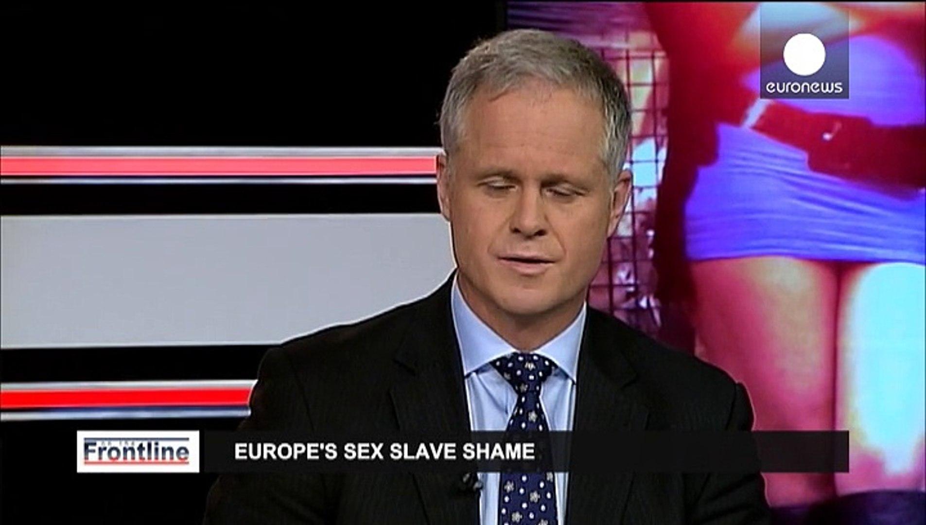 Секс-рабині в Європі: що ЄС робить для боротьби з торгівлею людьми?