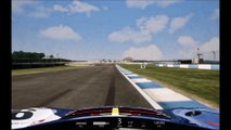 Assetto Corsa Alain Prost Vs Riccardo Patrese Real Onboard