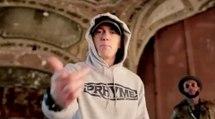 Eminem Raps About Punching Lana Del Ray 'Like Ray Rice'