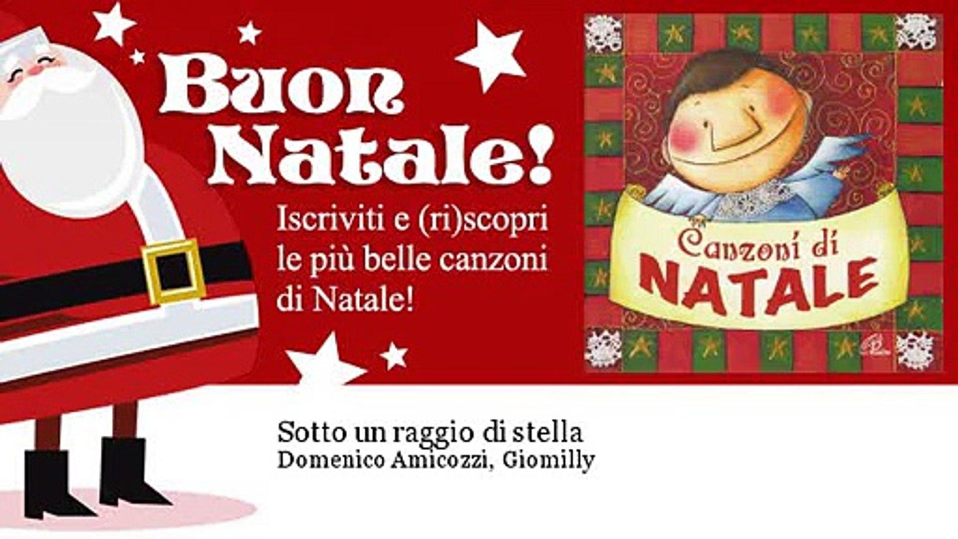 La Stella Di Natale Canzone.Domenico Amicozzi Giomilly Sotto Un Raggio Di Stella