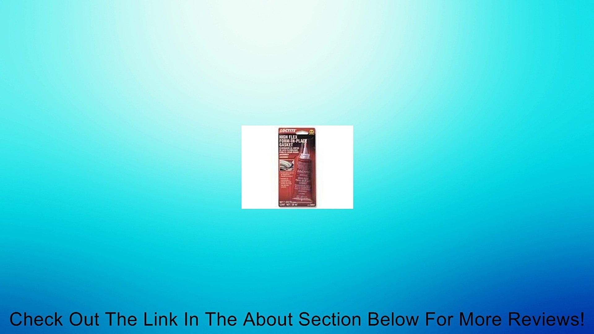 Loctite 38657 High Flex Gasket Maker - 1 69 oz  Review