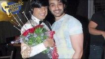 Rohit Verma KISSES Sunny Leone in Public
