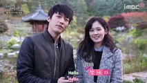 [ENG SUB] 141105 Old Goodbye Interview & BTS - Jang Nara & Jang Hyuk