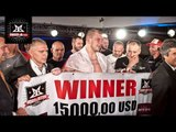 Bigger's Better 22 Poland Video of Complete Tournament