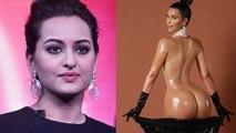 Kim Kardashian Photoshoot – Sonakshi Sinha Trolled | Sonakshi Gets Angry | WATCH NOW