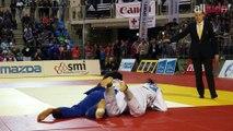France 1D 2014 -78kg : Madeleine Malonga (Levallois) - Géraldine Mentouopou (Champigny)