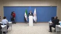 Suriye Geçici Hükümeti Maliye ve Ekonomi Bakanı Miro
