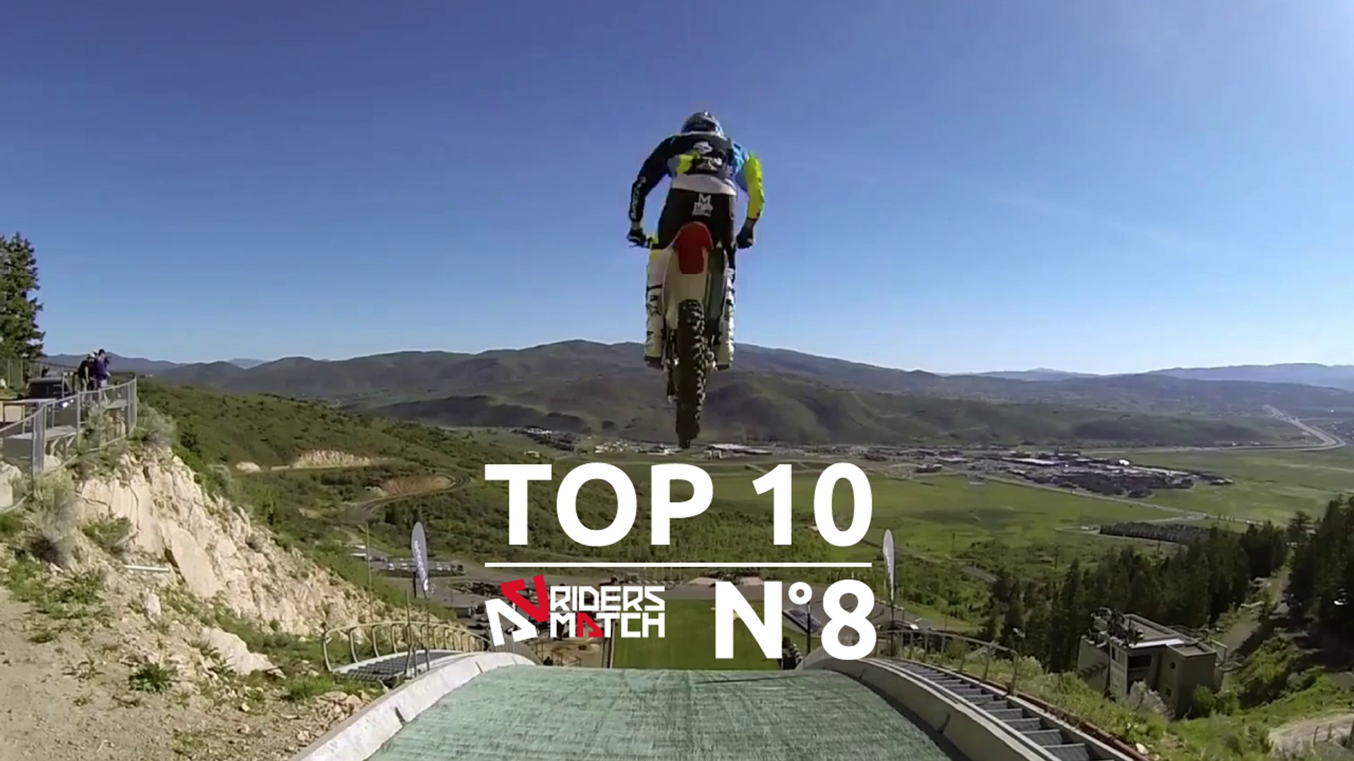 Extreme Sports Videos Top 10 TOP 10 N°8! MOTO CROSS, SKI, SKATE, SLACKLINE, SNOWBOARD, WINGSUIT, BMX