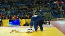 France 1D 2014 -60kg : Vincent Limare (Maisons-Alfort) - Adrien Raymond (Sucy)