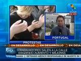 Portugal: clase obrera exige aumentos y mejoras salariales