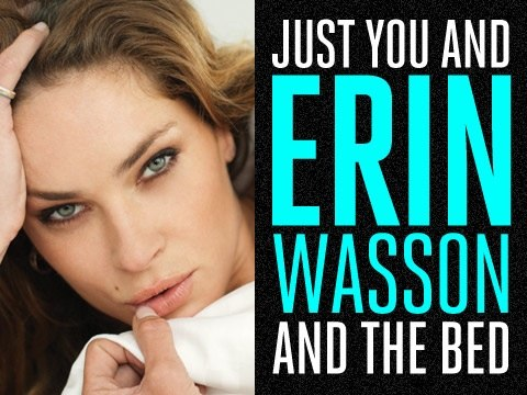 Erin Wasson: Waking Up Next to a Beautiful Woman