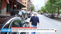 Chicago Parks Group Sues Over Planned George Lucas Museum