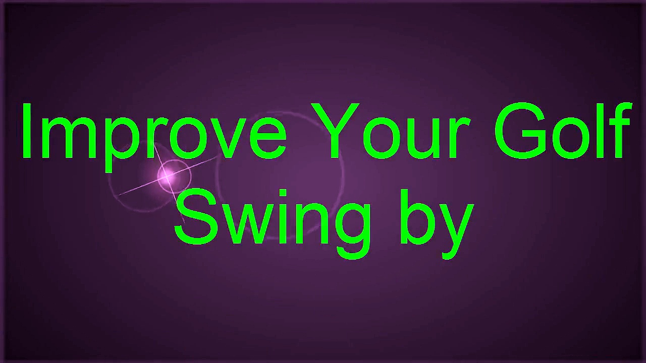 Golf Swing Made Simple! [Golf Swing]