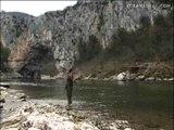 PÊCHE : Chevesne sur l'Ardèche