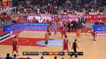 Highlights: Olympiacos Piraeus-Galatasaray Liv Hospital Istanbul