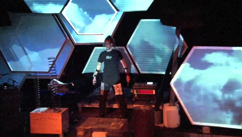 Eisentanz - AM Robot (Live)