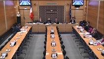 Mme Adeline Hazan, contrôleure générale des lieux de privation de liberté  - Jeudi 13 Novembre 2014