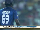 Man of the Match - Lasith Malinga, Match 45, IPL, 2012