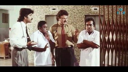 Ellame En Kadhali Movie - Brahmanandam Comedy Scenes