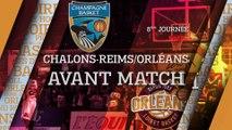 Avant-Match - J08 - Orléans se déplace à Chalons-Reims