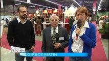 La fête des Grands Vins à Beaune : Direct Matin (2ème partie)