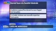 Kerviel veut une expertise des pertes de Société Générale