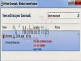 fix Internet Explorer download error-1-855-806-6643-'This Program contained a Virus and was deleted'