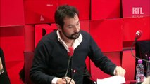 Régis Mailhot a décidé de fêter l'anniversaire de Stéphane Bern à sa façon ...