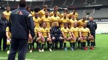 Rugby: la France affronte l'Australie samedi à Paris