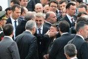 Erdoğan, Cuma Namazını Taner Yıldız ile Kıldı